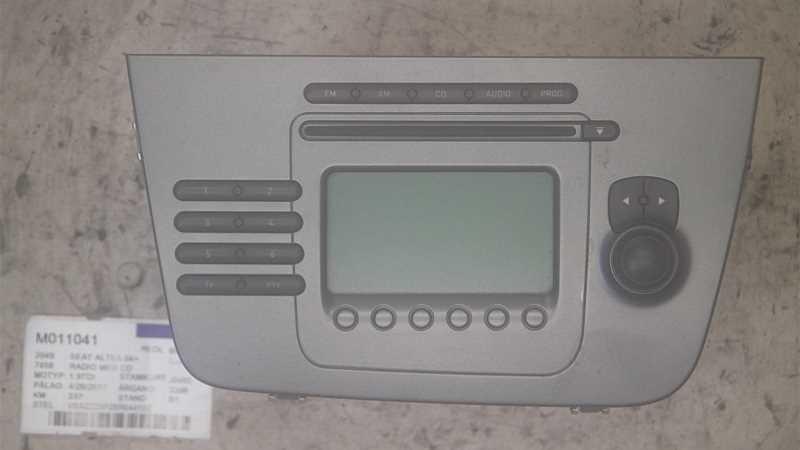 Audio-Original-Seat-Altea-5P1-2006