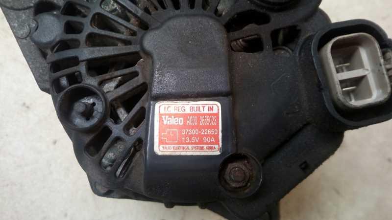 Lichtmaschine 70A Für Hyundai Atos 1,1 Getz TB 2001-2009