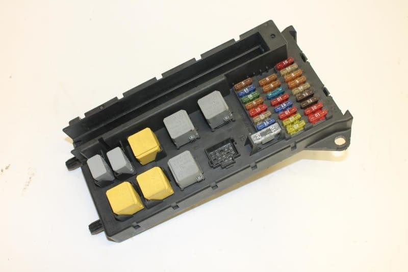 fuse box mercedes-benz sprinter 3-t platform/chassis (906)