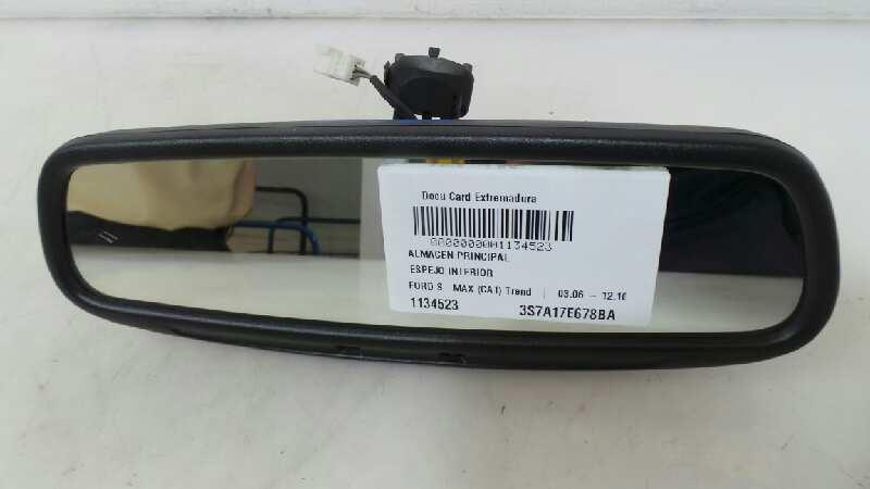 Ford S-Max 06 05//06 Außenspiegel Spiegelglas rechts konvex beheizbar